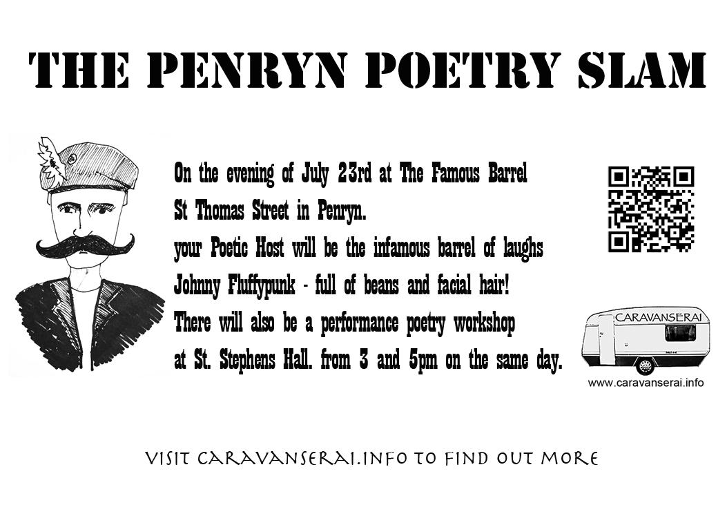 Penryn S First Poetry Slam At Penryn Arts Fest July 2013